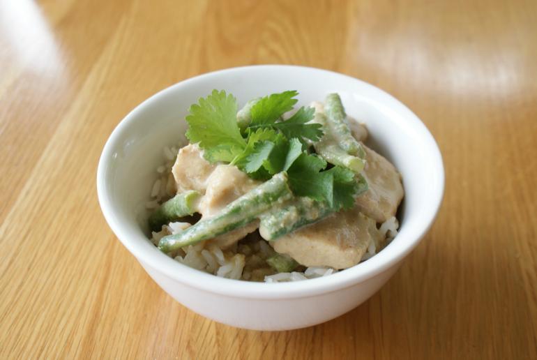 Thai Green Curry Bellini Intelli Recipe + Conventional Recipe