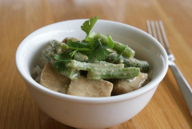 Thai Green Curry Bellini Intelli Recipe + Conventinal