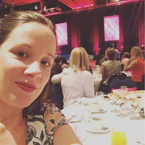 Turia Pitt Business Chicks