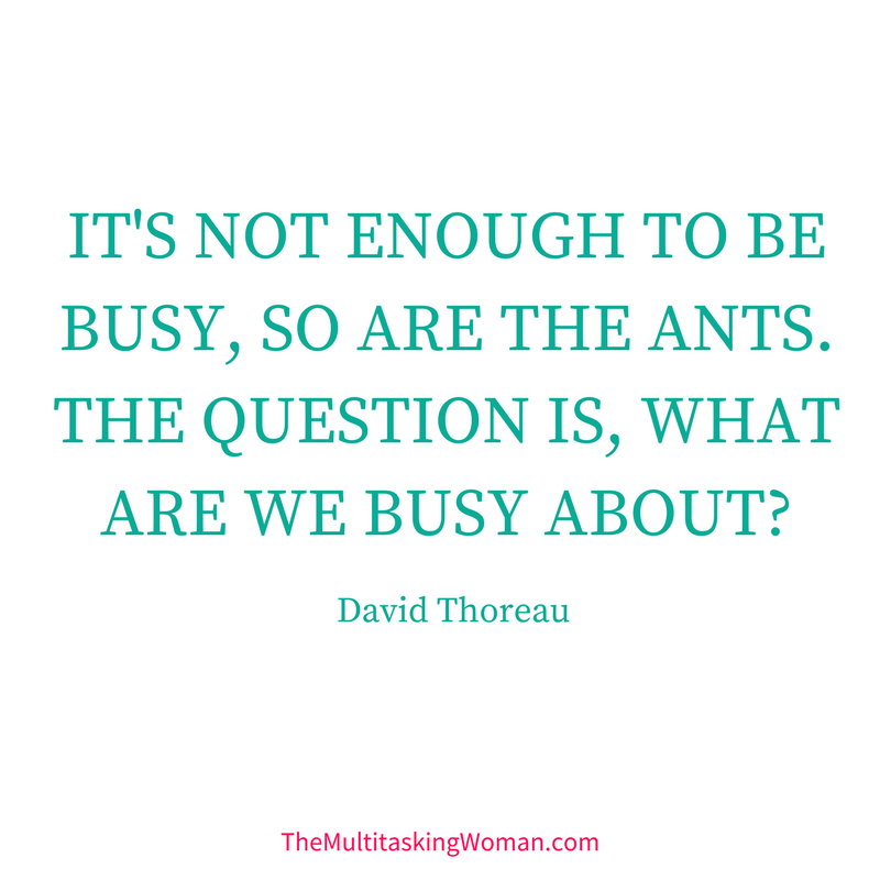 too busy quote