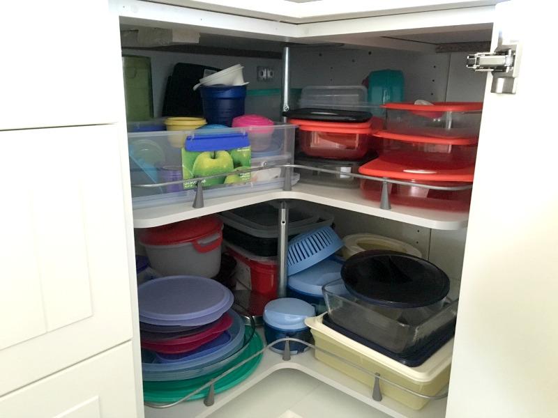 Kitchen Storage Solutions in my IKEA Kitchen