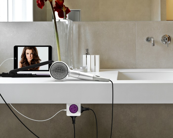 PowerCube Bathroom