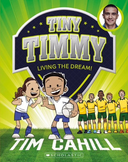 Tiny Timmy Living the Dream