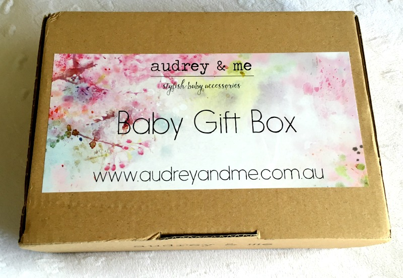 Audrey & Me Baby Gift Box