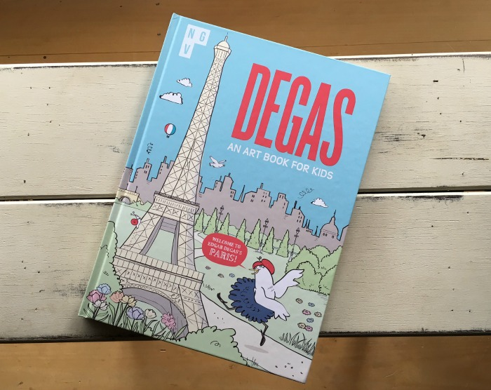 Degas An Art Book for Kids