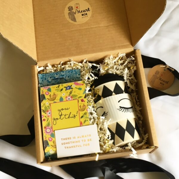 New Mum Gifts - Gift Box From Heart in a Box