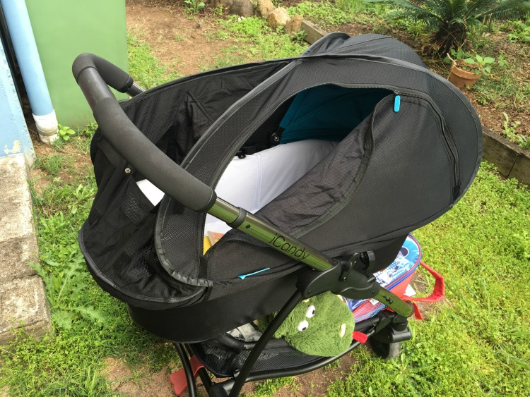 Flybabee Sleep Easy Pram Cover