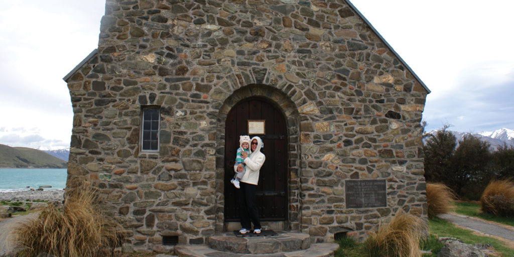 Church of the Good Sheppard Tekapo New Zealand