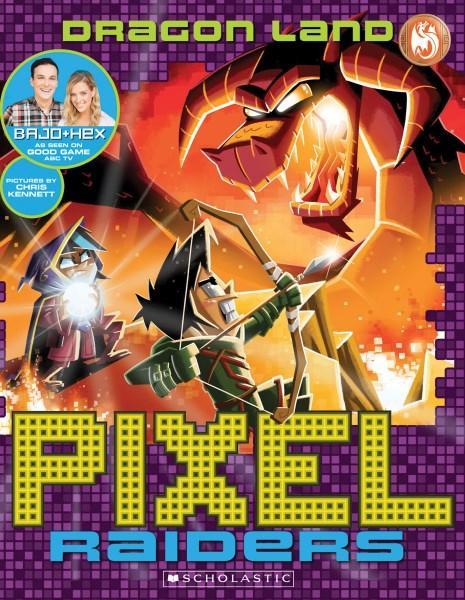 Pixel Raiders Dragon Land