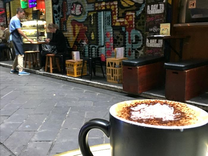 Centre Place Laneway Melbourne