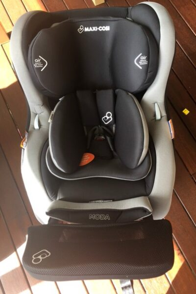 Maxi Cosi Moda Car Seat Review