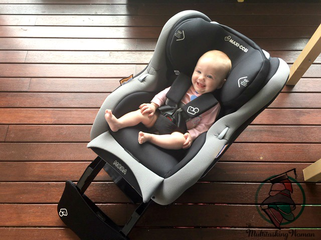 Maxi Cosi Moda Car Seat Review