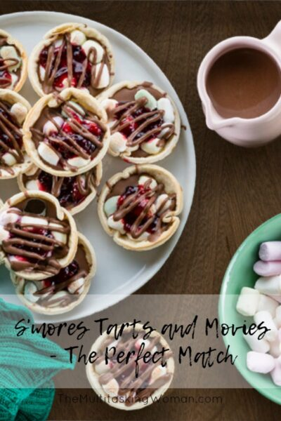 S'mores Tarts Recipe