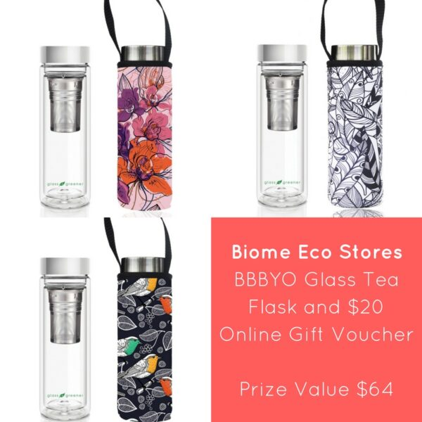 Biome Eco Stores BBBYO flask