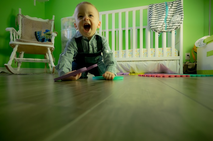 why I put my baby in childcare