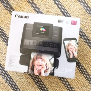 Win a Canon Selphy