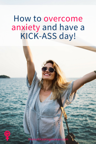 How to overcome anxiety pin