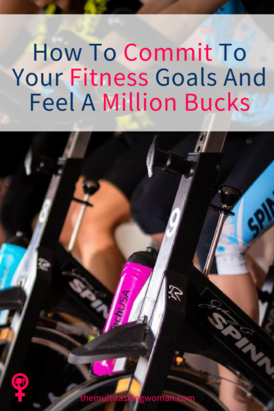 commit to fitness goals