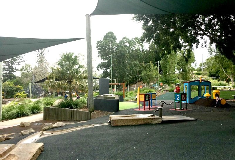 Queens Park Ipswich Toddler Section