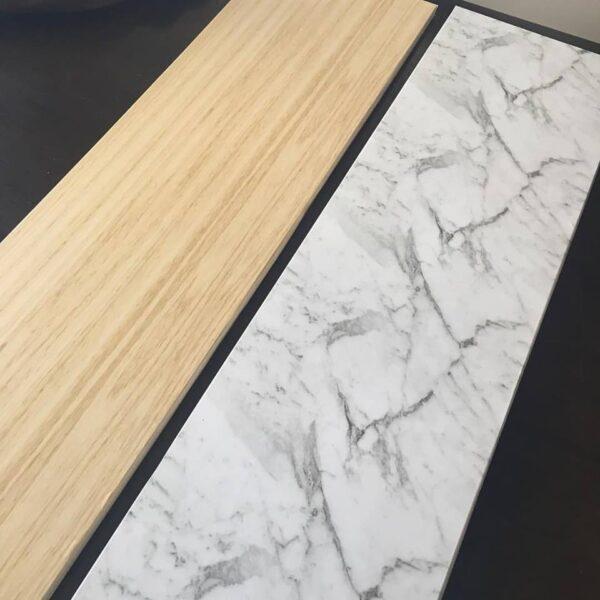 Kmart marble vinyl hack