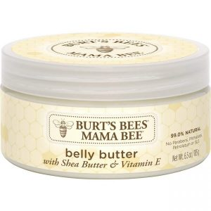 Burts Bees Mama Bee Belly Butter Review