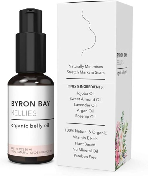 Byron Bay Bellies Belly Oil