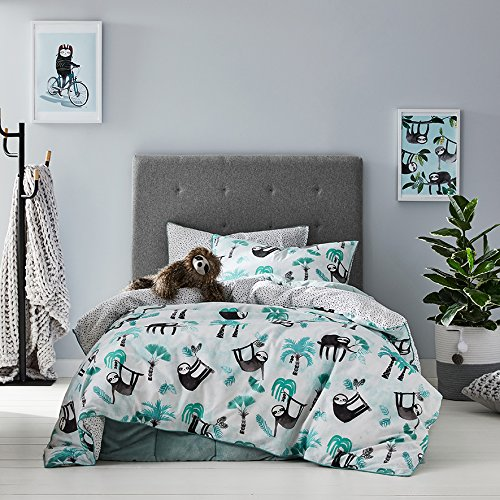Sleepy Sloth Quilt Cover Adairs Kids
