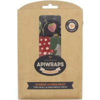 Beeswax Wraps for cheese