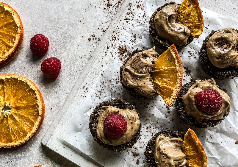 Raw Vegan Mince Tarts