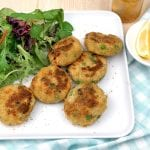 Salmon Sweet Potato Patties
