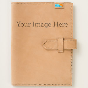 create your own leather journal