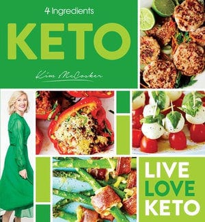 4 Ingredients Keto Book