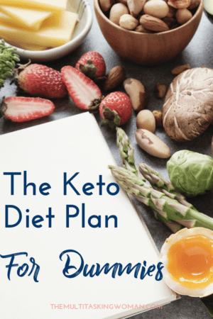 The Keto Diet Plan For Dummies