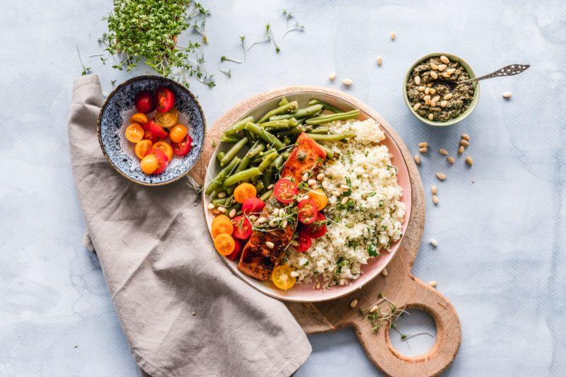 cook healthy meals