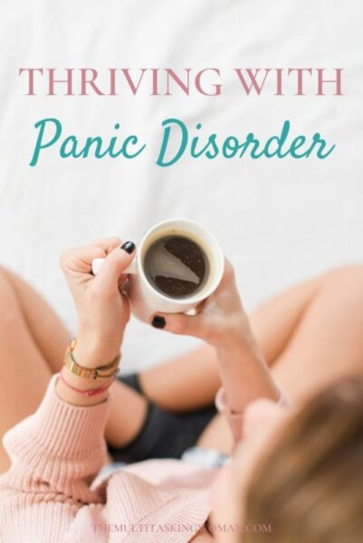 Thriving with Panic Disorder
