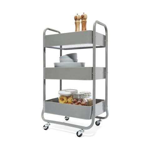 Kmart 3 tier kitchen trolley