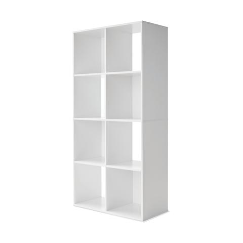Kmart 8 cube bookshelf