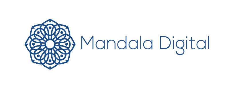 Mandala Digital Logo