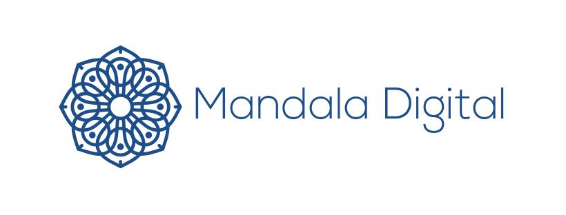 Mandala Digital Logo