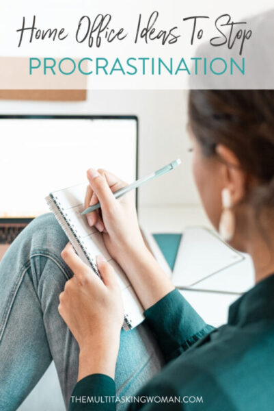stop procrastination working from home