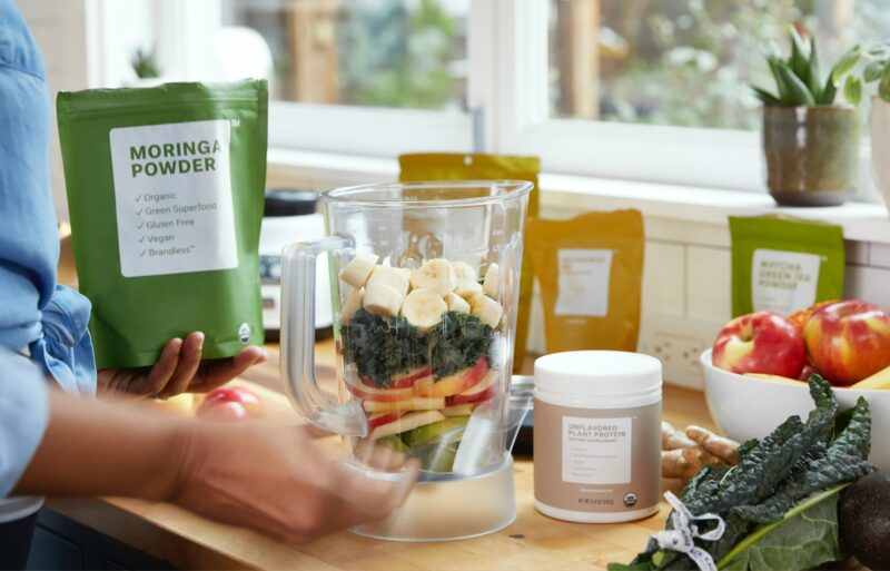 Heal your body with good food and supplements