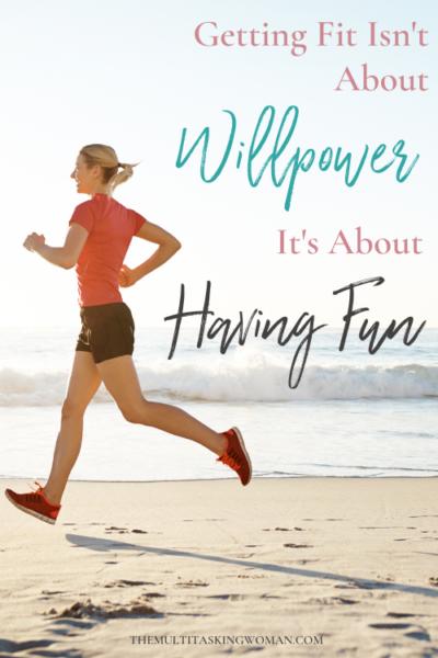 exercising for fun