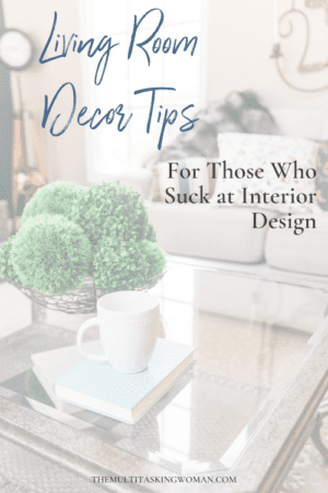 Interior design tips for beginners