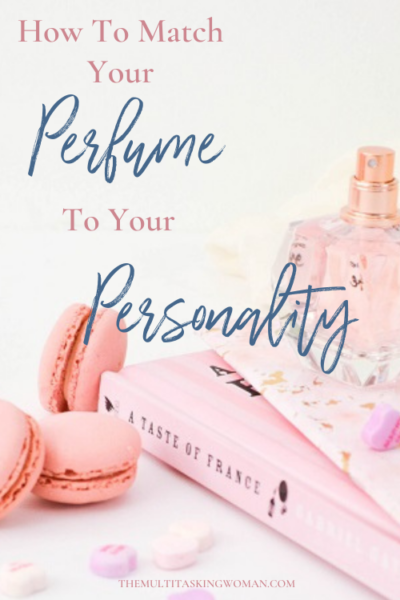 Matching perfume to personality pink perfume