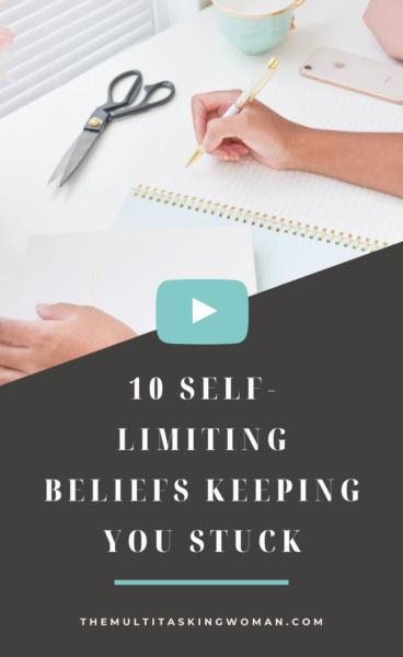 10 self-limiting beliefs