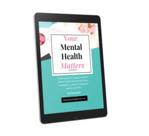 Your Mental Health Matters ebook